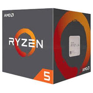 Amd Ryzen 5 2400G 3.6Ghz 4Mb Am4 (65W) Vega11 Amd İşlemci Kutulu