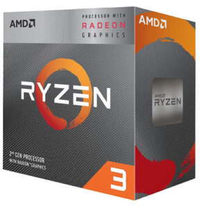 AMD Ryzen 3 3100 3.9GHz AM4 100-100000284BOX İşlemci Kutulu Box
